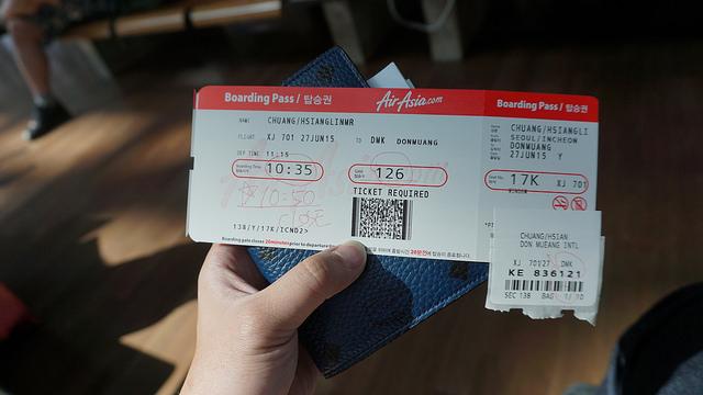 【泰國-簽證】曼谷廊曼國際機場(DMK) 辦理落地簽 +TURE無限上網卡、 前往市區交通攻略!(入境篇)