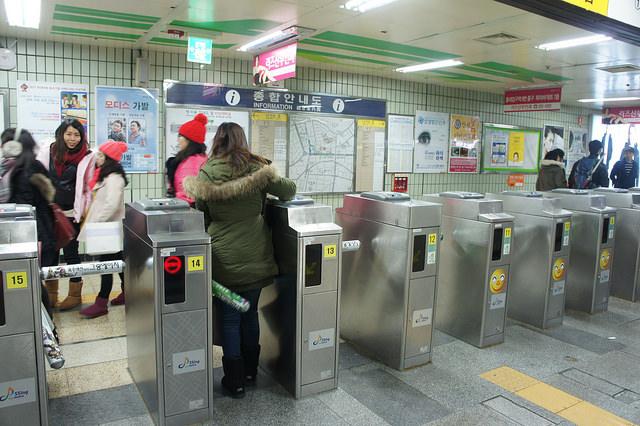 【交通】首爾地鐵 定期乘車卷 정기 승차권 (月卡)  – 地鐵費約打73折!!(留學生、打工度假、長期旅遊背包客必備)