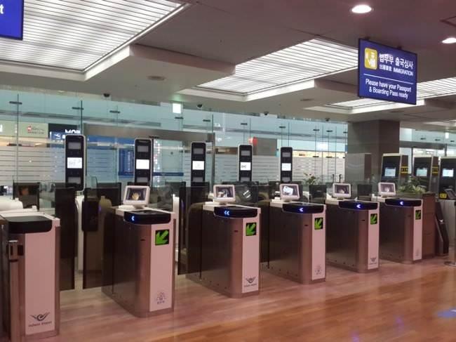 【出入境】外國人在韓國也可以申請 自動通關(SeS : Smart Entry Service)~機場超快速通關免排隊