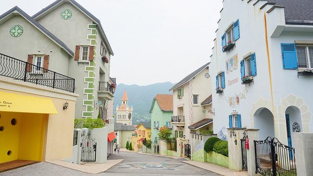 【清平站】美到不真實的異想國度 小瑞士村 에델바이스 스위스 테마파크/Edelweiss Swiss雪絨花瑞士主題公園 (韓綜 我們結婚了 世界版拍攝地)