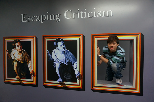 【札嗄其站】特麗愛3D美術館(트릭아이미술관 / Trickeye Museum)-釜山館…體驗3D藝術的樂趣!