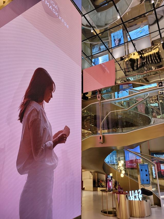 【明洞站】有韓國小連卡佛稱號的精品百貨集合店: LU42 明洞旗艦店 (루사십이)